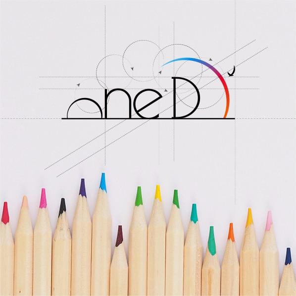 Détails du logo One D